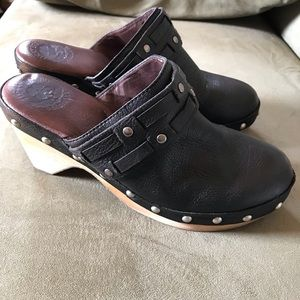 Lucky Brand woman's mules size 8.5m